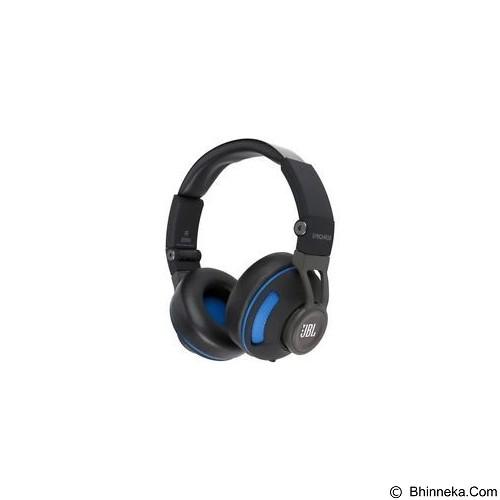 JBL Synchros S300 I - Black/Blue - Headphone Full Size
