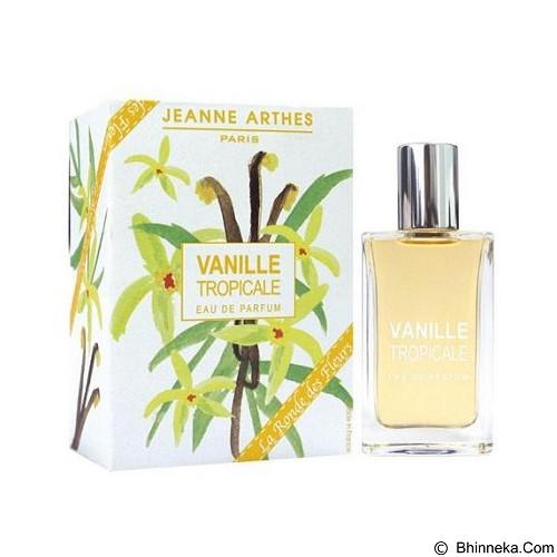 JEANNE ARTHES Vanille Tropicale for Women - Eau De Parfum untuk Wanita