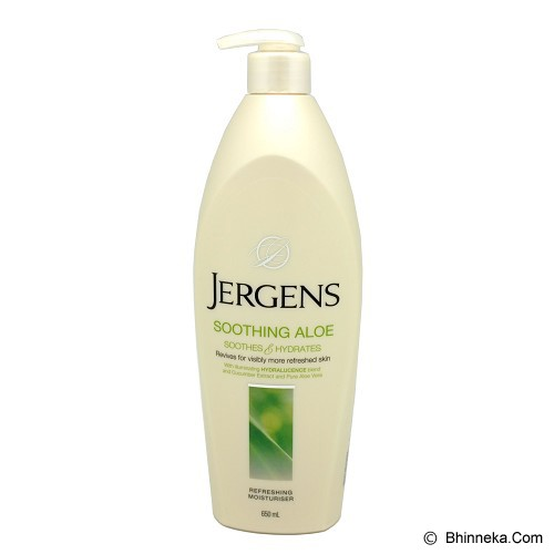 JERGENS Soothing Aloe 650ml - Shampoo