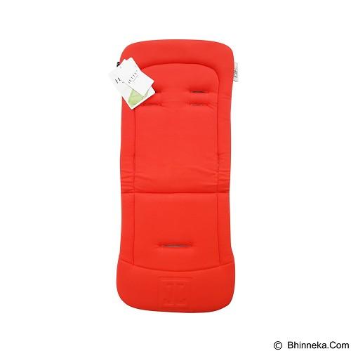 JETTE Memory Foam Pad Buggy Overlay [JE-MF101R] - Red - Stroller / Kereta Dorong Bayi