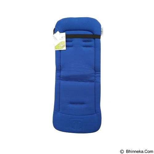 JETTE Memory Foam Pad Buggy Overlay [JE-MF101RB] - Royal Blue - Stroller / Kereta Dorong Bayi