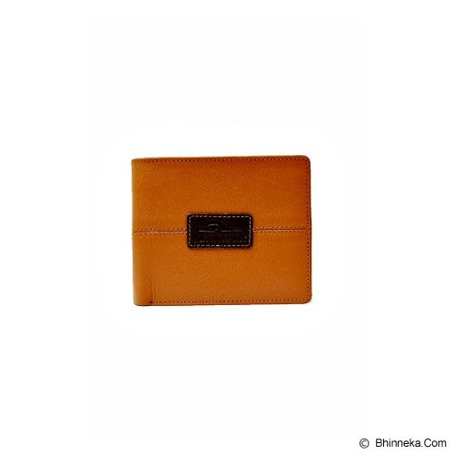 JFR MEN Wallet [J-13] - Brown - Dompet Pria