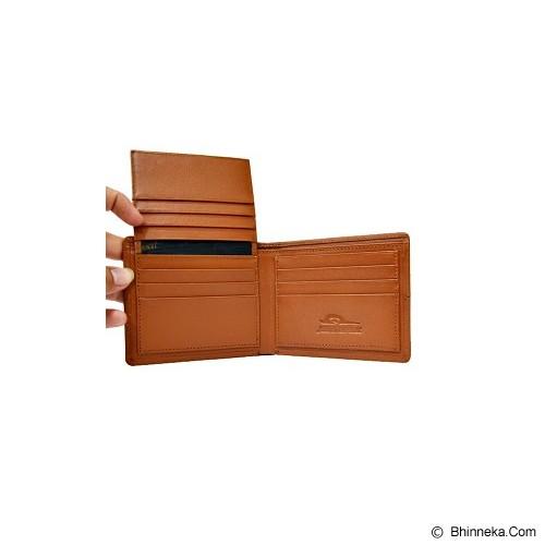 JFR MEN Wallet [J-13] - Brown - Dompet Pria