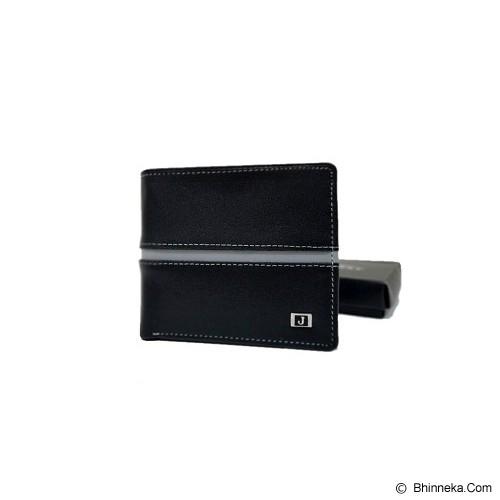 JFR MEN Wallet [J-25] - Nafa List Grey - Dompet Pria