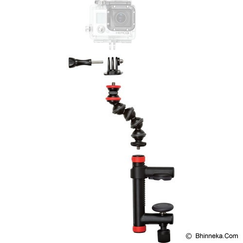 JOBY Action Clamp and Gorillapod Arm (Merchant) - Tripod Mini and Tabletop