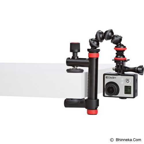 JOBY Action Clamp and Gorillapod Arm - Tripod Mini and Tabletop