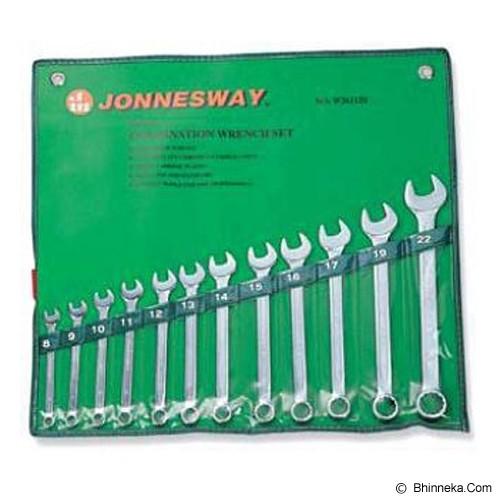 JONNESWAY Combination Wrench Set SAE 14Pcs [W26414S] - Kunci Kombinasi