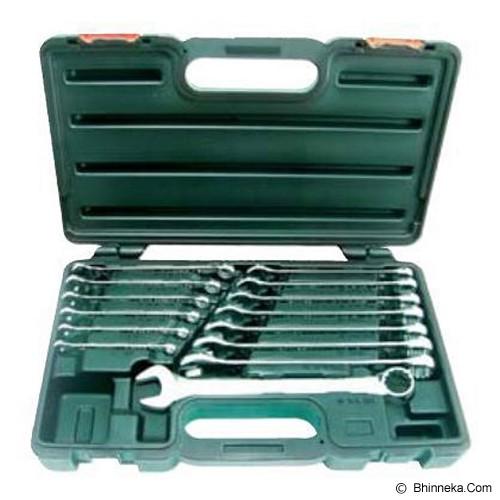 JONNESWAY Supertech Combination Wrench Set 14Pcs [W84114S] - Kunci Kombinasi