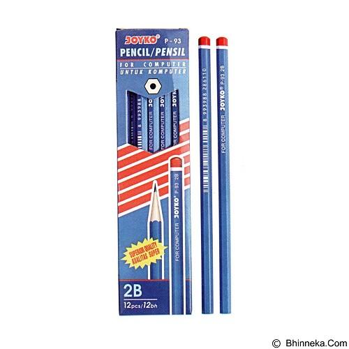 harga JOYKO Pencil 2B Hexagonal [P-93] Bhinneka.Com