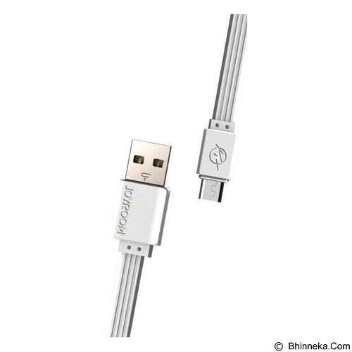 JOYROOM Cable USB Business Travel Micro [JR-S115] - White (Merchant) - Cable / Connector Usb