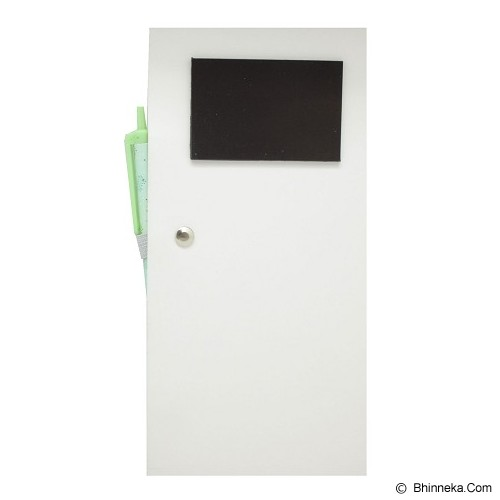 JOYTOP Magnetic Shopping List Memo [5348] - Green (V) - Buku Catatan / Journal