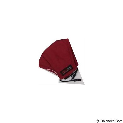 JUBU Masker Motor Premium - Red (Merchant) - Masker Motor