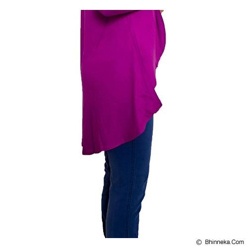 JV HASANAH Diana Cardy - Purple - Cardigan Wanita
