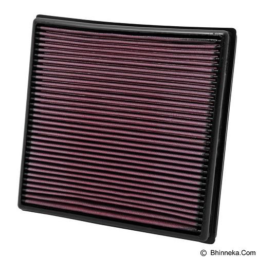 K&N Filter Udara Chevrolet Cruze 2009-2012 (Merchant) - Penyaring Udara Mobil / Air Filter