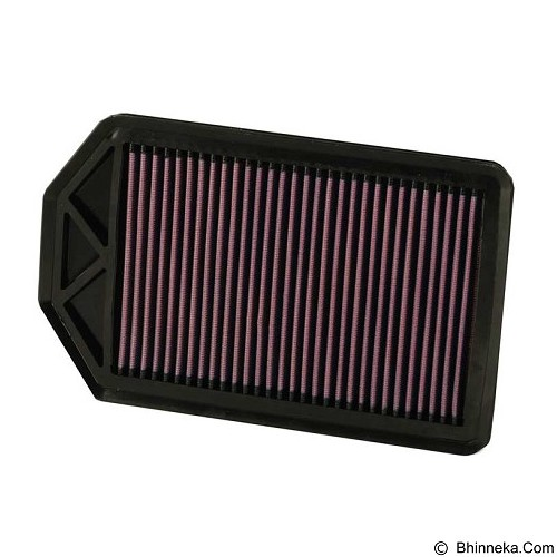 K&N Filter Udara Honda CR-V 2.4L 2008-2012 (Merchant) - Penyaring Udara Mobil / Air Filter