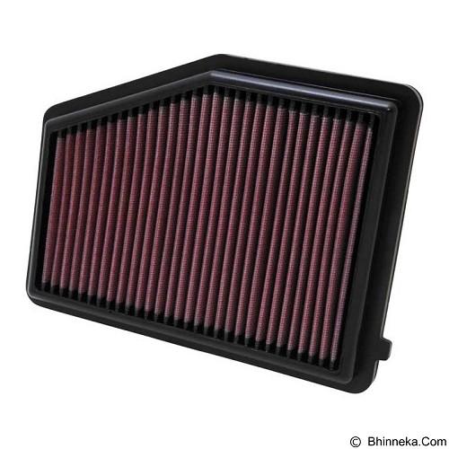 K&N Filter Udara Honda Civic 1.8L 2013-2015 (Merchant) - Penyaring Udara Mobil / Air Filter