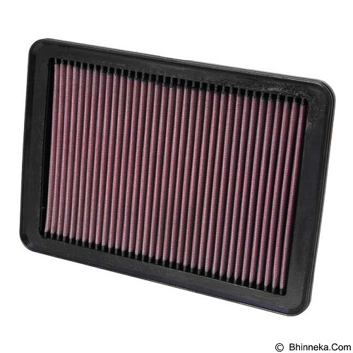 K&N Filter Udara Hyundai Santafe 2010-2012 (Merchant) - Penyaring Udara Mobil / Air Filter
