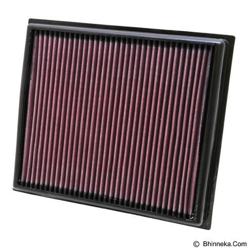 K&N Filter Udara Lexus IS 2008-2011 (Merchant) - Penyaring Udara Mobil / Air Filter
