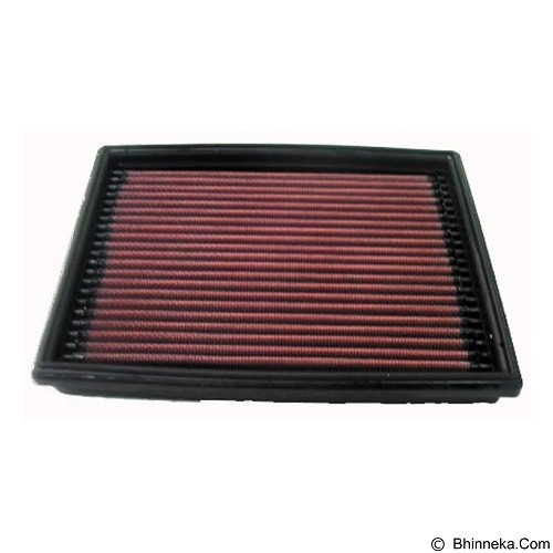 K&N Filter Udara Peugeot 206 1998-2008 (Merchant) - Penyaring Udara Mobil / Air Filter