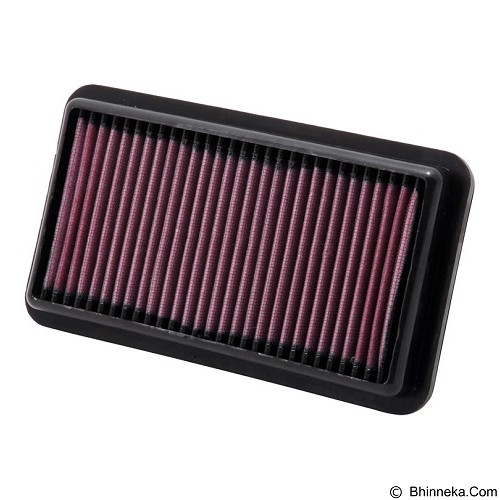 K&N Filter Udara Suzuki SX4 2006-2015 (Merchant) - Penyaring Udara Mobil / Air Filter