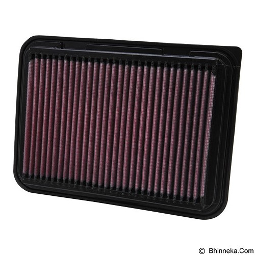 K&N Filter Udara Toyota Yaris 1.5L 2006-2010 (Merchant) - Penyaring Udara Mobil / Air Filter