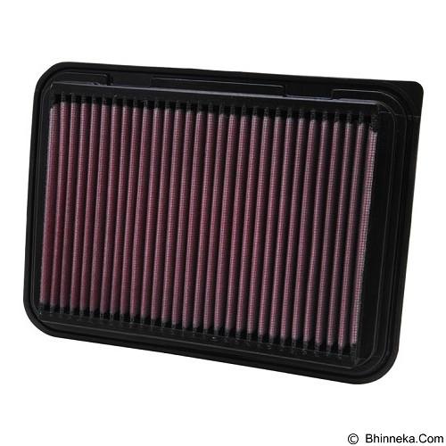 K&N Filter Udara Toyota Yaris 1.5L 2006-2010 (Merchant) - Penyaring Udara Mobil / Air Filter