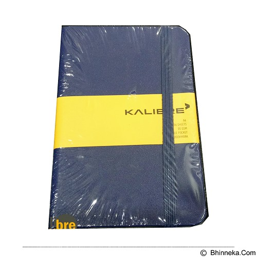 KALIBRE Note A6 - Blue (Merchant) - Journal/Planner