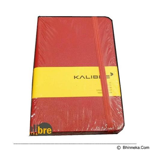 KALIBRE Note A6 - Red (Merchant) - Journal/Planner
