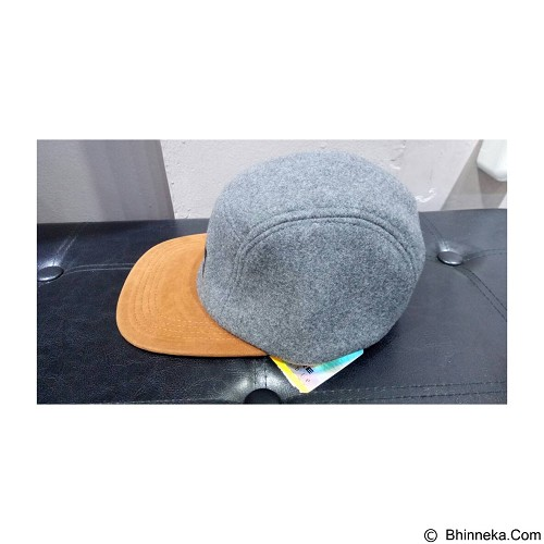 KALIBRE Topi [991065020] - Grey Brown (Merchant) - Topi Pria
