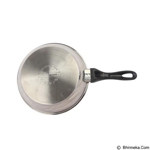 KANGAROO Inox Frypan 26 cm [KG584S] - Panci Set