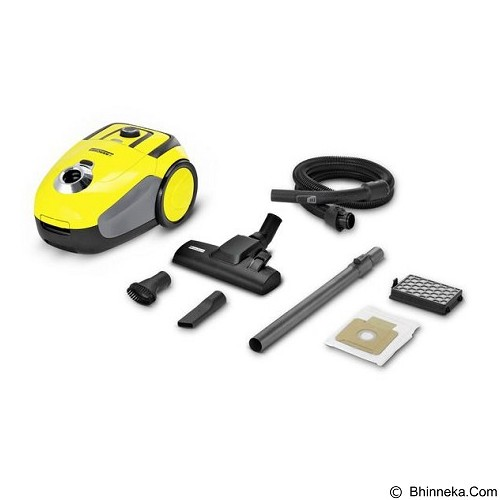 KARCHER Dry Vacuum Cleaner [VC 2] - Yellow (Merchant) - Vacuum Cleaner