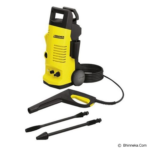 KARCHER High Pressure Cleaner [K 2.98M Plus] - Kompresor Air
