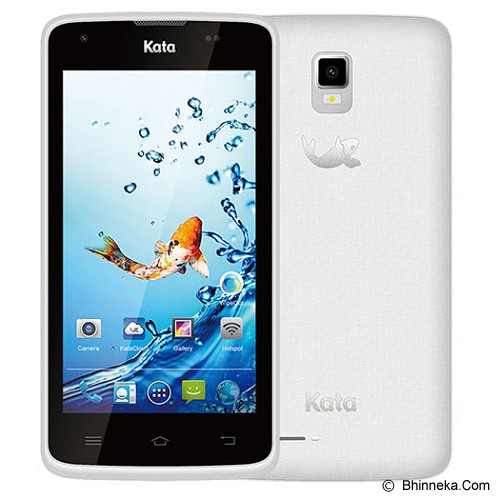 KATA F1s - White (C) - Smart Phone Android