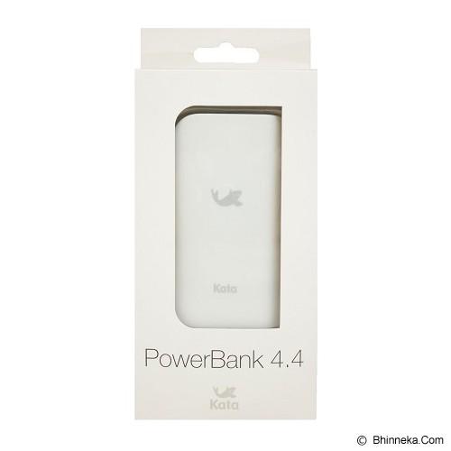 KATA Powerbank 4400mAh [RBKAT4400GY] - Grey - Portable Charger / Power Bank