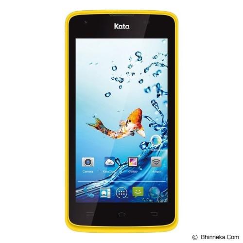 KATA F1 - Yellow - Smart Phone Android
