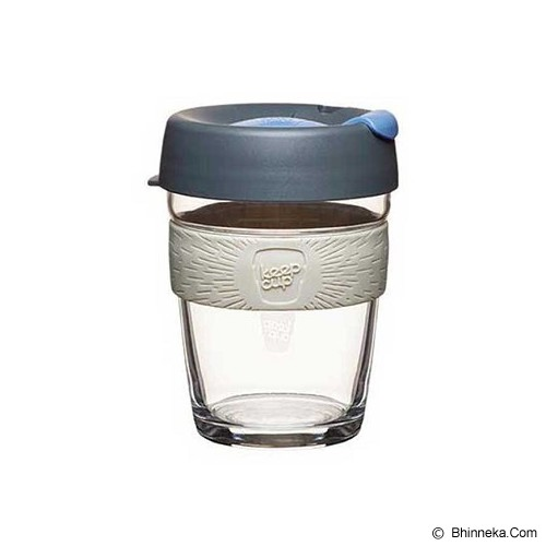 KEEPCUP Brew Silver Medium 12oz - Gelas