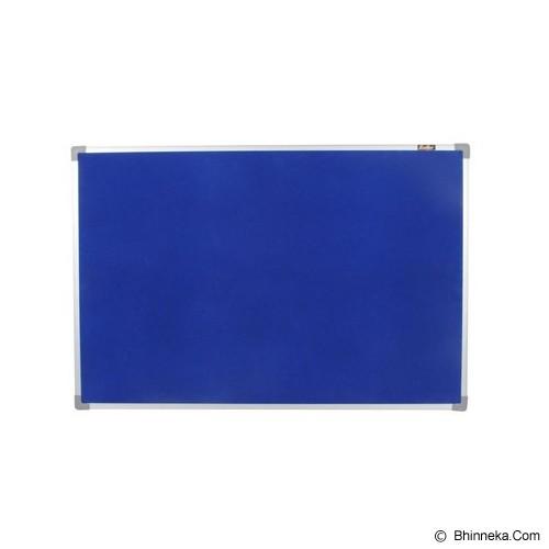 KEIKO Softboard Hanger Bludru 90x120 - Papan Tulis White Board