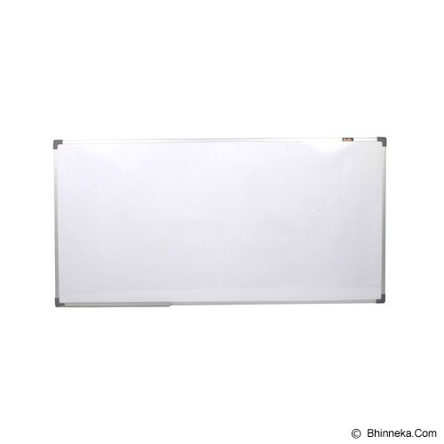 KEIKO WhiteBoard Single Fase 45x60 - Papan Tulis White Board
