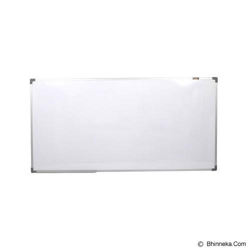 KEIKO WhiteBoard Single Fase 45x60 - Papan Tulis White Board