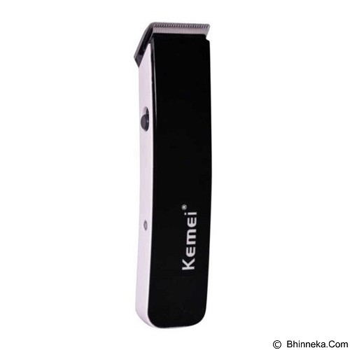 KEMEI Multifunction Shaving Barber Hair Trimmer 4 in 1 [KM-3580] - Black (Merchant) - Alat Grooming dan Trimming
