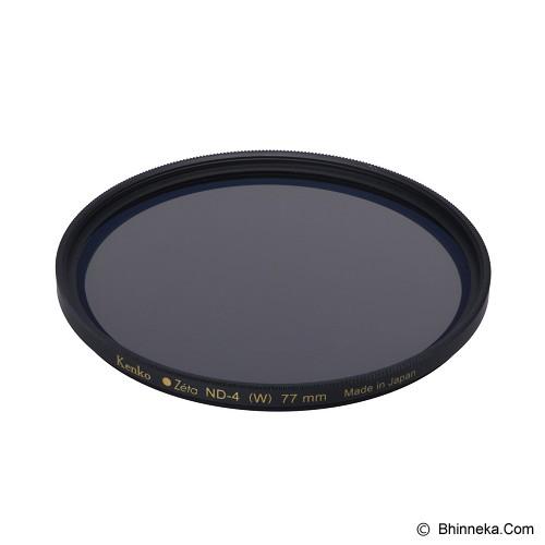 KENKO 72mm Zeta ND4 - Filter Solid Nd