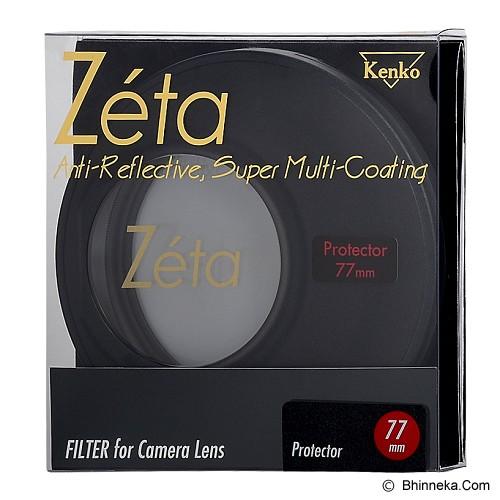 KENKO 77mm Zeta Protector - Filter UV dan Protector