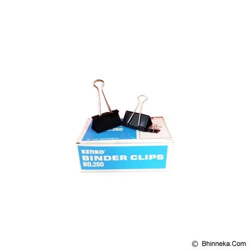 KENKO Binder Clip 260 - Binder Clip