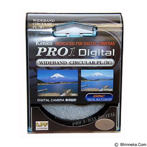 KENKO Pro-1 Digital CPL 58 - Filter Polarizer