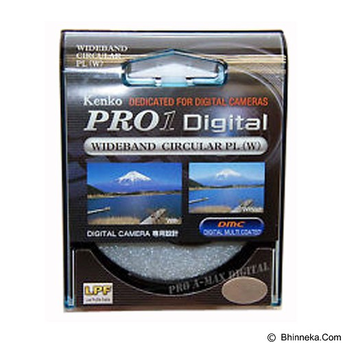 KENKO Pro-1 Digital CPL 82 - Filter Polarizer
