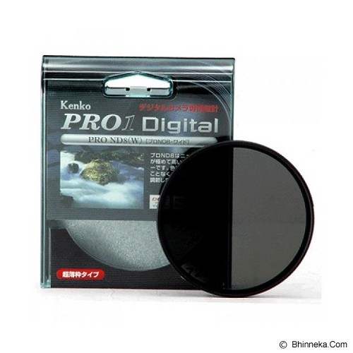 KENKO Pro-1 Digital ND8 62 - Filter Solid Nd