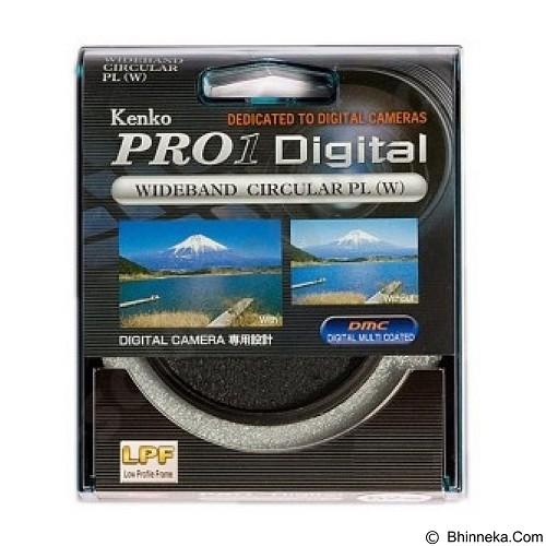 KENKO Pro1 Digital Wideband Circular PL (W) 77mm - Filter Polarizer
