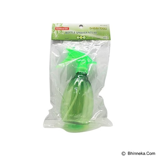 KENMASTER Botol Sprayer 475ml [HX-51] - Green (Merchant) - Penyiram Tanaman