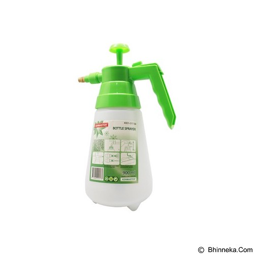 KENMASTER Botol Sprayer 900ml [HX-04] - Green (Merchant) - Stop Kontak Out Bow