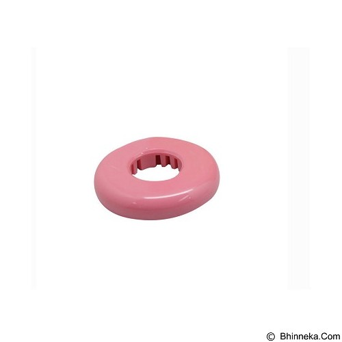 KENMASTER Kran Tembok Angsa Plastik [KM-KC01] - Pink (Merchant) - Keran